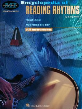 Encyclopedia of Reading Rhythms: Text and Workbook for All Instruments (HL-00695145)