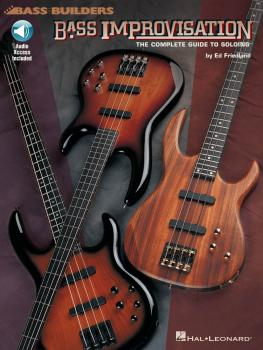 Bass Improvisation: The Complete Guide to Soloing (HL-00695164)