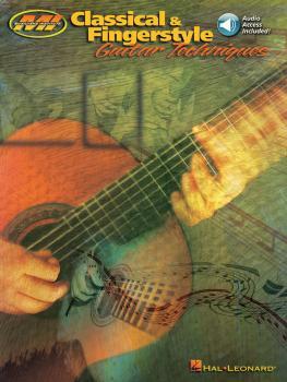 Classical & Fingerstyle Guitar Techniques (HL-00695171)