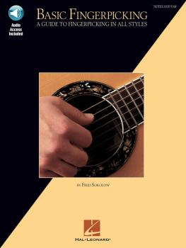 Basic Fingerpicking: A Guide to Fingerpicking in All Styles (HL-00695174)