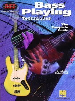 Bass Playing Techniques (The Complete Guide) (HL-00695207)