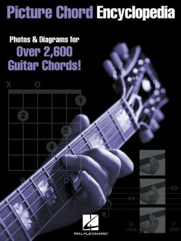Picture Chord Encyclopedia: 9 inch. x 12 inch. Edition (HL-00695224)