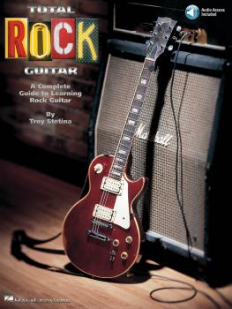 Total Rock Guitar: A Complete Guide to Learning Rock Guitar (HL-00695246)