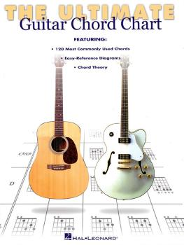 Ultimate Guitar Chord Chart (HL-00695347)