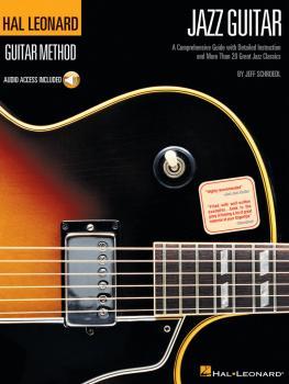 Hal Leonard Guitar Method - Jazz Guitar: Hal Leonard Guitar Method Sty (HL-00695359)