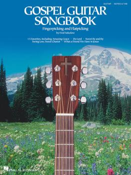 Gospel Guitar Songbook: Fingerpicking and Travis Picking (HL-00695372)
