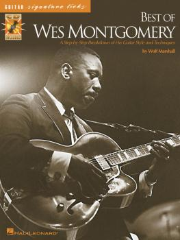 Best of Wes Montgomery (Guitar) (HL-00695387)