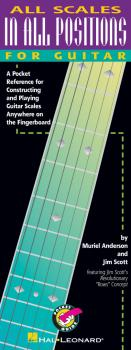 All Scales in All Positions for Guitar: A Pocket Reference for Constru (HL-00695414)