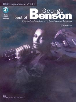 Best of George Benson: A Step-by-Step Breakdown of His Guitar Styles a (HL-00695418)