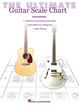The Ultimate Guitar Scale Chart (HL-00695478)