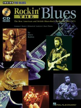 Rockin' the Blues: The Best American and British Blues-Rock Guitarists (HL-00695491)