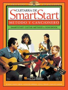 Guitarra De SmartStart - Método y Cancionero: SmartStart Guitar Method (HL-00695545)