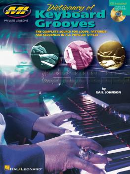 Dictionary of Keyboard Grooves: The Complete Source for Loops, Pattern (HL-00695556)