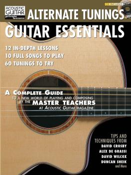 Alternate Tunings Guitar Essentials (HL-00695557)