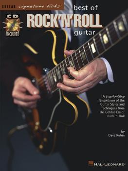 Best of Rock 'n' Roll Guitar (HL-00695559)