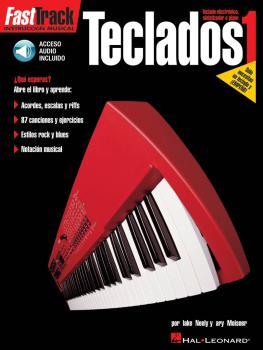 FastTrack Keyboard Method - Spanish Edition - Book 1 (FastTrack Teclad (HL-00695594)