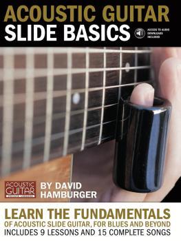 Acoustic Guitar Slide Basics (HL-00695610)