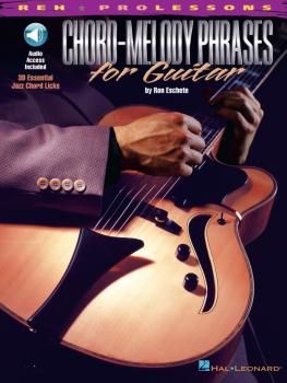 Chord-Melody Phrases for Guitar (HL-00695628)