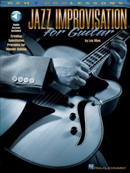 Jazz Improvisation for Guitar (HL-00695657)