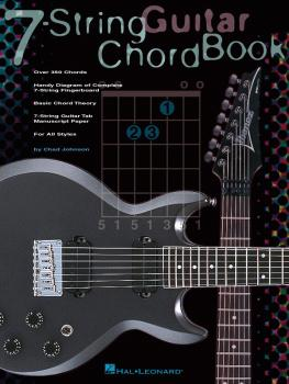 7-String Guitar Chord Book (HL-00695677)