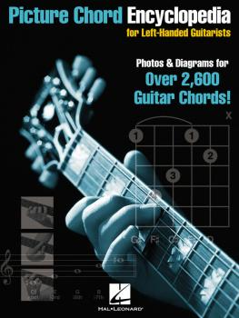 Picture Chord Encyclopedia for Left-Handed Guitarists: Photos & Diagra (HL-00695693)