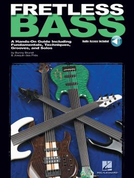 Fretless Bass: A Hands-On Guide Including Fundamentals, Techniques, Gr (HL-00695696)