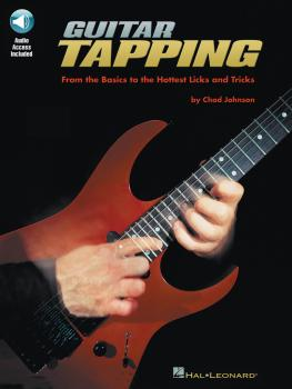 Guitar Tapping (From the Basics to the Hottest Licks and Tricks) (HL-00695700)
