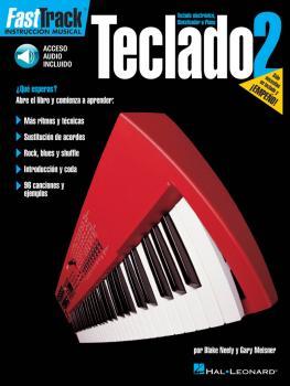 FastTrack Keyboard Method - Spanish Edition (Book 2) (HL-00695726)