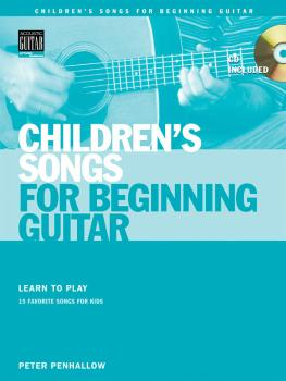 Children's Songs for Beginning Guitar: Learn to Play 15 Favorite Songs (HL-00695731)