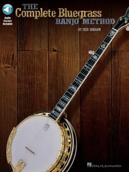 The Complete Bluegrass Banjo Method (HL-00695736)