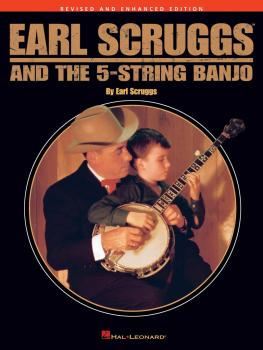 Earl Scruggs and the 5-String Banjo: Revised and Enhanced Edition (HL-00695764)