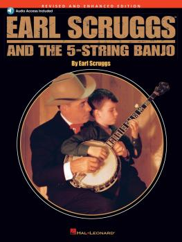 Earl Scruggs and the 5-String Banjo: Revised and Enhanced Edition (HL-00695765)
