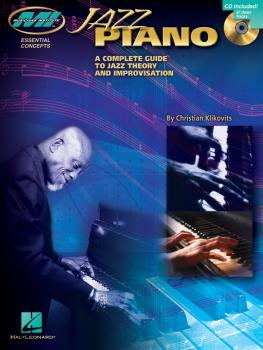 Jazz Piano: A Complete Guide to Jazz Theory and Improvisation (HL-00695773)