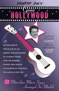 Jumpin' Jim's Gone Hollywood: Marvelous Movie Songs Arranged for Ukule (HL-00695774)