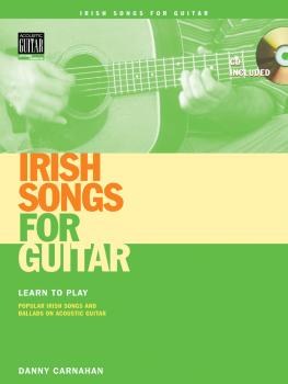 Irish Songs for Guitar: Learn to Play Popular Irish Songs and Ballads  (HL-00695776)