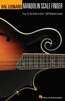 Mandolin Scale Finder: Easy-to-Use Guide to Over 1,300 Mandolin Chords (HL-00695782)