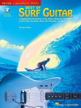Best of Surf Guitar: A Step-by-Step Breakdown of the Guitar Styles and (HL-00695822)