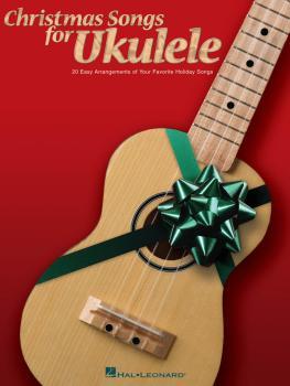 Christmas Songs for Ukulele (HL-00695896)