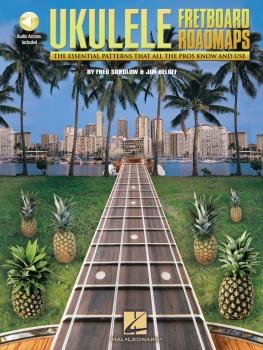 Fretboard Roadmaps - Ukulele: The Essential Patterns That All the Pros (HL-00695901)
