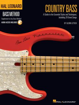 Country Bass: A Guide to the Essential Styles and Techniques (HL-00695928)