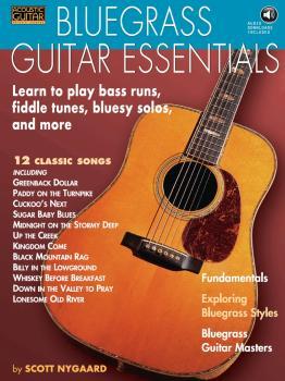 Bluegrass Guitar Essentials - Learn to Play Bass Runs, Fiddle Tunes, B (HL-00695931)