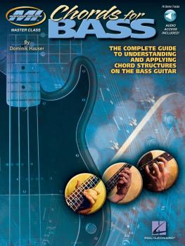 Chords for Bass: The Complete Guide to Understanding and Applying Chor (HL-00695934)