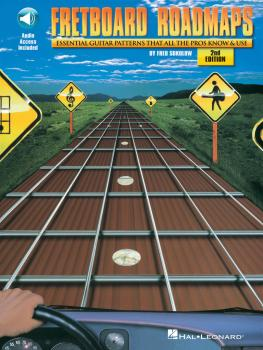 Fretboard Roadmaps - 2nd Edition: Essential Guitar Patterns That All t (HL-00695941)