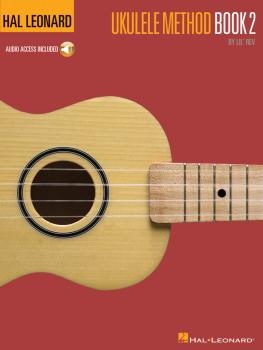 Hal Leonard Ukulele Method Book 2 (HL-00695949)