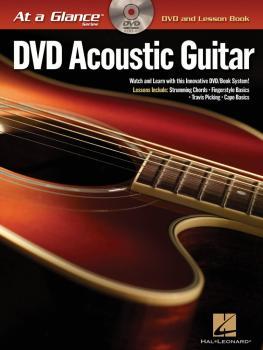Acoustic Guitar (DVD/Book Pack) (HL-00696017)