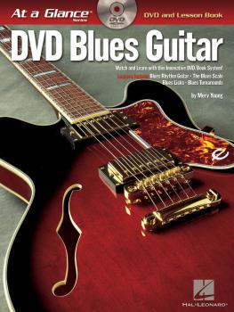 Blues Guitar (At a Glance Series) (HL-00696031)
