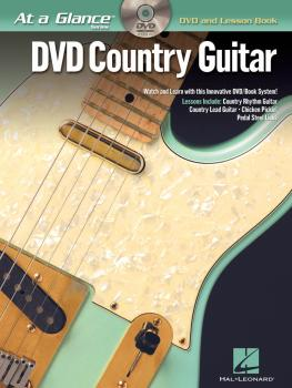 Country Guitar (DVD/Book Pack) (HL-00696032)
