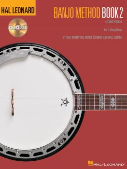 Hal Leonard Banjo Method - Book 2, 2nd Edition (For 5-String Banjo) (HL-00696056)