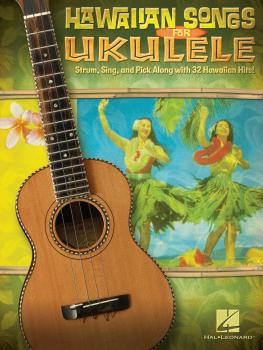 Hawaiian Songs for Ukulele (HL-00696065)