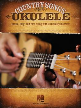 Country Songs for Ukulele (HL-00696066)